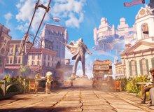 Series game bắn súng lừng danh BioShock trở lại với đồ họa cải tiến