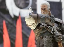 Bộ sưu tập tượng nhân vật trong Witcher 3: Wild Hunt đẹp đến ngỡ ngàng