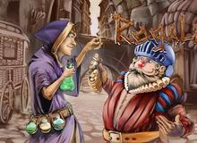 Game online đặc biệt tăng sức mạnh cho nhân vật bằng... thức ăn