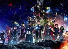 Những siêu anh hùng sẽ xuất hiện trong bom tấn Avengers: Infinity War