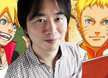 Tác giả Naruto có một người em sinh đôi và cũng là họa sĩ manga