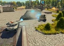 Tanki X - Game bắn tank vui nhộn sắp mở cửa chính thức