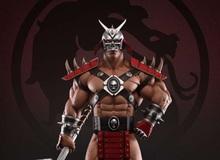 Chiêm ngưỡng trùm Mortal Kombat thu nhỏ giá 11 triệu VND