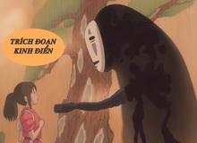 Bạn còn nhớ Vô Diện trong anime kinh điển Spirited Away này không?