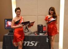 Dạo một vòng sự kiện toàn laptop khủng của MSI tại Hà Nội