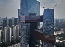 """Chiêm ngưỡng tòa nhà """"công nghệ cao"""" trị giá 600 triệu USD của Tencent Games"""