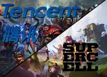 Nuốt Supercell, Tencent khẳng định vị thế bá chủ ngành công nghiệp game