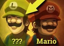 Cũng là Mario nhưng 99,99% bạn và mọi người trên trái đất không nhớ tên anh chàng này