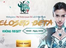 Tặng 500 Gift Code Vân Trung Ca nhân dịp Closed Beta tại Việt Nam