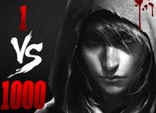 Tựa game PK xả hận 1 vs 1000 tặng game thủ GiftCode mừng server mới