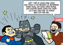 Truyện tranh hài - Lý do vì sao Batman V Superman không có After Credit cuối phim
