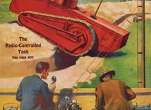 Ngày xưa suýt nữa chiến tranh đã có robot khổng lồ