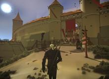 Nếu The Witcher 3 ra mắt từ thời máy chơi game PS2