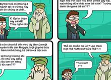 Truyện tranh hài - Nếu Harry Potter khôn hơn thì có lẽ phim đã khác