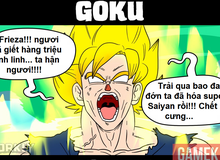 Các nhân vật Dragon Ball hóa Super Saiyan vất vả như thế nào?