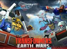 Transformers: Earth Wars - Sự trở lại của những Robot hạng nặng