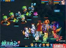 Đào Hoa Nguyên Ký 2 - Tuyệt đỉnh game turn-based kiểu cổ điển