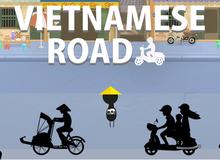 Vietnamese Road - tựa game thú vị biến đường phố Việt Nam thành những màn chơi đầy mạo hiểm
