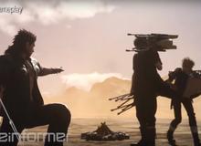 Có thể bạn sẽ muốn mua PS4, Xbox One sau gameplay này của Final Fantasy XV