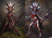 Ngắm nhìn bộ cosplay Diablo III đẹp như bước từ game ra