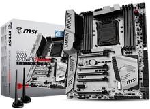 MSI giới thiệu bộ đôi mainboard cao cấp X99 và Z170 TITANIUM