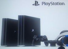 PS4 Pro chính thức lộ diện, cấu hình đủ chiến game 4K