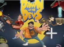 Xuất hiện tựa game có những người hùng là Hideo Kojima, Gabe Newell...