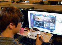 Quán net Việt cho nhân viên hầu cafe sáng miễn phí cho khách, thế này thì đúng là thượng đế rồi