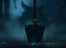 Yorick đầy ma quái đằng sau hình ảnh Chiếc Xẻng đậm chất Á Đông và câu nói bí ẩn của Riot