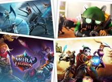 Top 10 game MOBA được ví như LMHT trên di động (P.1)