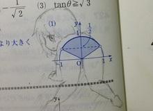 """Hài hước với chùm ảnh """"chế"""" sách giáo khoa của học sinh Nhật"""