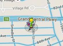 Phát hiện Legend of Zelda làm hoa tiêu trên Google Map