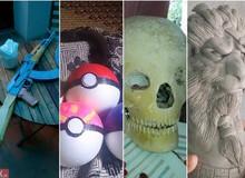 Ai tin được đây là những món đồ chơi handmade tới từ giới trẻ Việt