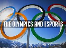 Thể thao điện tử sẽ xuất hiện tại Thế vận hội Olympic 2024?