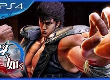 Game đỉnh Bắc Đẩu Thần Quyền sẽ chỉ dành riêng cho PS4, PC lại bị cho ra rìa