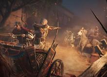 Assassin's Creed: Origins tiếp tục làm nức lòng người hâm mộ với trailer mới mãn nhãn và đầy phấn khích