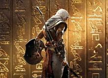 Nếu muốn chơi Assassin's Creed: Origins, các bạn hãy lập tức dọn dẹp ổ cứng của mình
