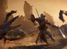 Assassin's Creed: Origins công bố chế độ chơi mới, cho phép game thủ chiến đấu với các vị thần như God of War