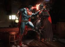 Bom tấn siêu anh hùng Injustice 2 chính thức đặt chân lên PC