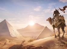 Choáng ngợp với sự rộng lớn của Assassin's Creed: Origins, chim bay mỏi cánh vẫn chưa qua một màn chơi