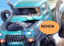 Đánh giá phim Monster Trucks - Hài hước, nhẹ nhàng, dễ hiểu