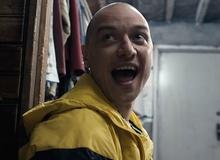 """Vai diễn có tới 23 nhân cách của """"Giáo sư X"""" James McAvoy trong phim Split thống trị bảng xếp hạng phim ăn khách"""