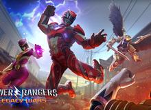 Vào tháng 3 tới, sẽ có 2 tựa game cực chất về Power Rangers đồng loạt được ra mắt