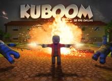 Kuboom - Game bắn súng online cực vui nhộn theo phong cách Minecraft