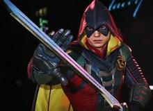 Giới thiệu các nhân vật mới trong tựa game siêu anh hùng Injustice 2 (Phần 2): Robin