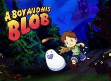 A Boy and His Blob - Phiên bản remake của huyền thoại NES cập bến Android