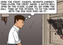 Điều gì sẽ xảy ra nếu nhà bạn giống trong Resident Evil?