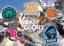 Fnatic, Echo Fox, Immortals... sẽ tham gia giải đấu Vainglory - Game MOBA hay nhất trên di động