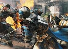 Kết thúc giai đoạn thử nghiệm miễn phí, For Honor ghi nhận kết quả cực kỳ ấn tượng trên Steam.