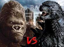 Chính thức xác nhận Godzilla sẽ có mặt trong bom tấn Kong: Skull Island từng quay tai Việt Nam sắp tới